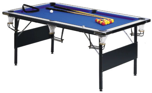 High Quality Folding Pool Table 7ft