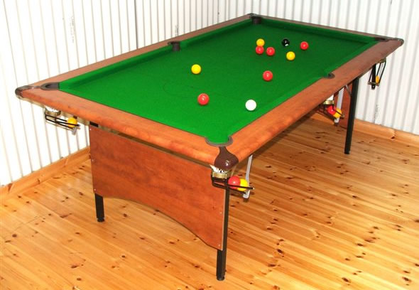 Amazing The Pearl Pool Table